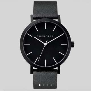 The Horse All Black Watch
