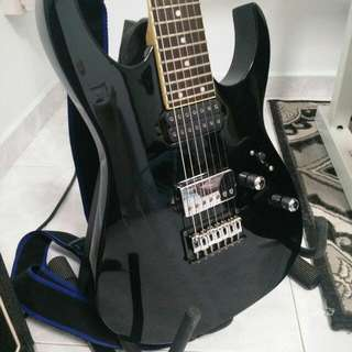 Ibanez RG7321 With BKP For Sale