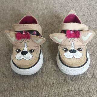 Baby Converse Shoes Size Us 4