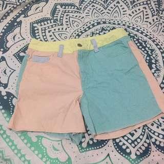 Forever21 Highwaist Shorts