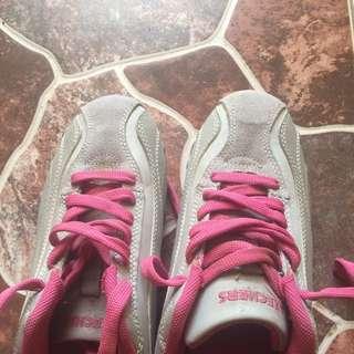 Preloved Skechers Sport Shoes