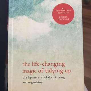 Marie Kondo The Life Changing Magic Of Tidying Up Spark Joy