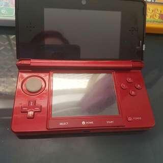 Nintendo 3DS Console.