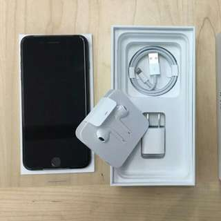 Iphone 7 Plus 128gb With Flip Casing And Screen Protector