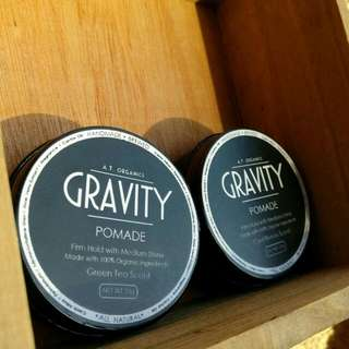 Gravity Pomade by A.T Organics