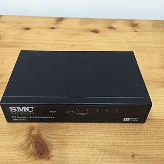 SMC 5port Hub