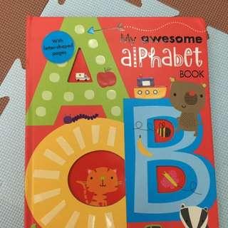 Baby alphabet Book