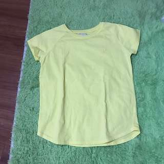 Regatta Lime Colored Tee