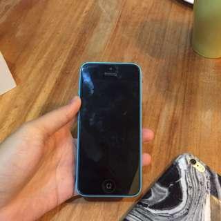 Iphone 5c 32gb Blue Colour