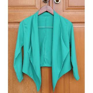 Preloved Mint Outerwear