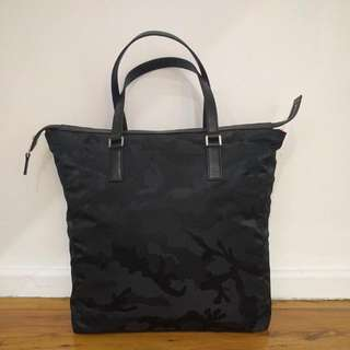"Michael Kors ""Kent"" Large Camo Men's Tote"