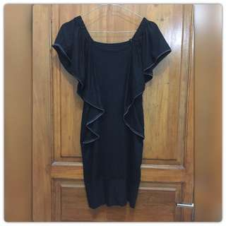 Black Sabrina Bodyfit