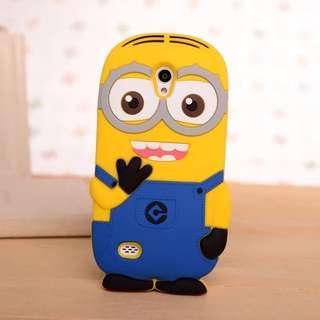 (READY STOCK) Oppo Joy 3 Minion Phone Casing