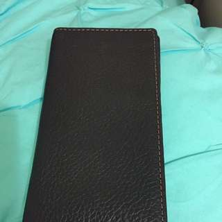 Men's Fossil Long Wallet