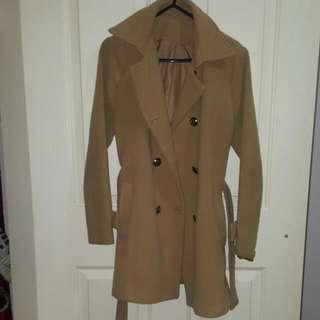 Ladies Warm Winter coat sz 8-10