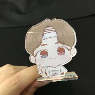 BTS V small  acrylic stand