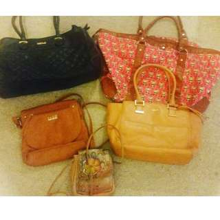 CHEAP BAGS - VERY GOOD CONDITION!