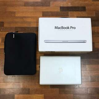MacBook Pro 15 Inch [price Reduced]