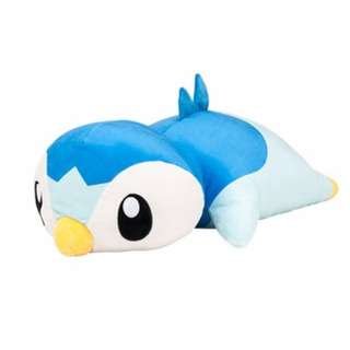 Pokemon Center Kuttari Piplup Plushie
