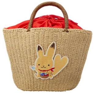 Pokemon Little Tales Pikachu Basket Bag