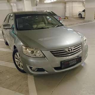 Toyota Camry 2.4 For Sale (with New 10yr Coe)