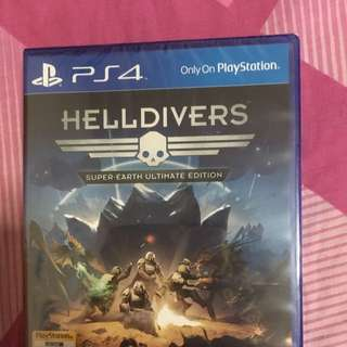 Helldivers ( Super-earth Ultimate Edition)