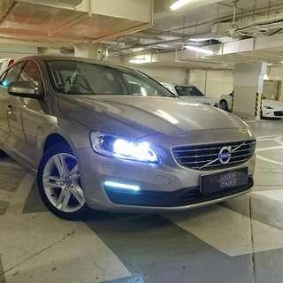Volvo S60 T5 (Registered: Sept 2015)