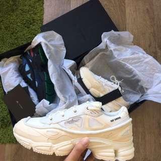 Adidas By Raf Simons Ozweego Bunny Cream