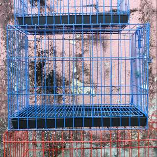 FURRY LARGE PET CAGE