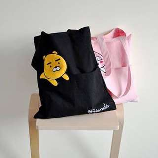 Kakao Friends Canvas Bag