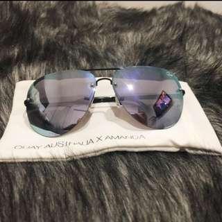 Quay 'Muse' Sunglasses