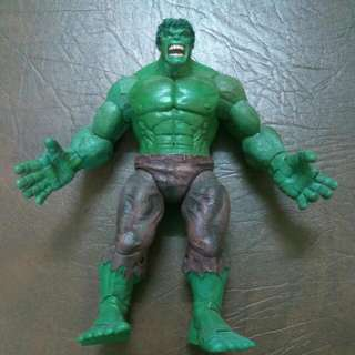 Marvel Legends Hulk variant