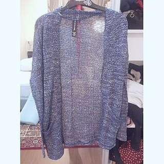 Blue Cardigan • Factorie • (harga NETT)