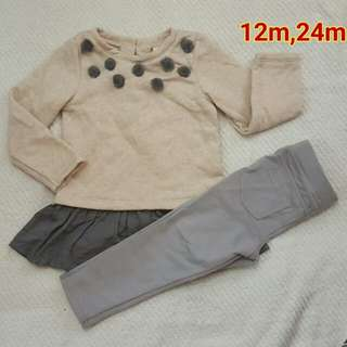 Long Sleeve With Jeggings