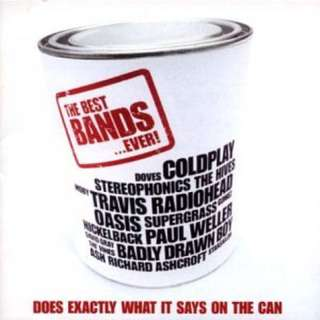 The Best Bands... Ever! compilation CD