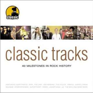 VH1 Classic Tracks compilation CD