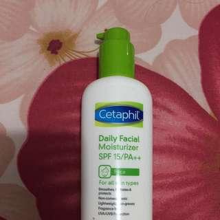Moisturizer Daily Facial Cetaphil