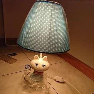 貓咪檯燈(出價含郵)
