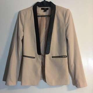 Sz 8 Jacket Blazer H&M