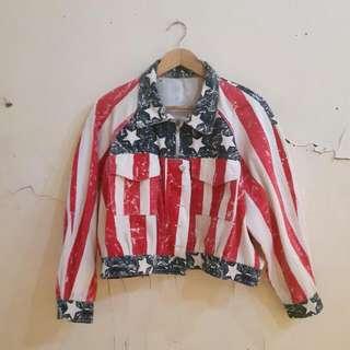 American Bomber Jaket