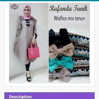Rafanda Tunik
