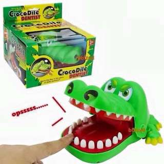 Crocodule Dentist