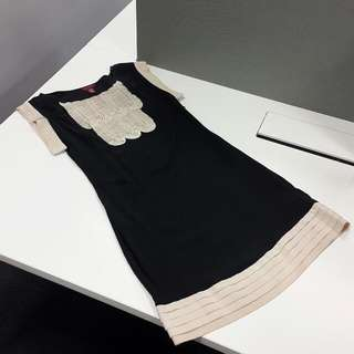 Ted Baker Mini Black Dress