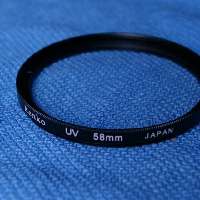 58mm 專用保護鏡
