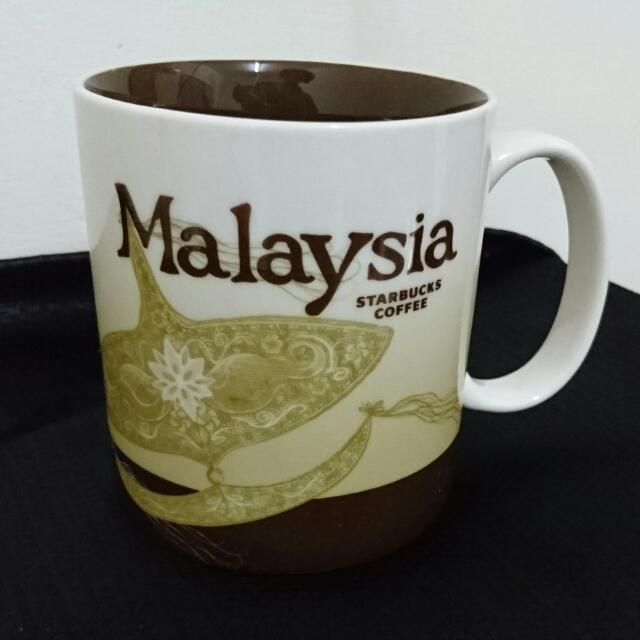 星巴克 城市杯 馬來西亞 City Mug
