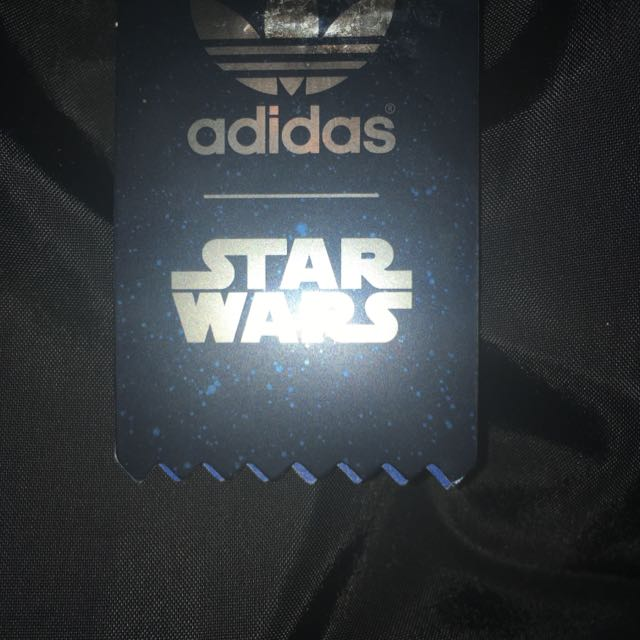 Adidas Star Wars Jacket - Limited Edition