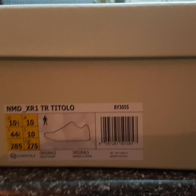 "Adidas TITOLO Xr1 ""Celestrial"""