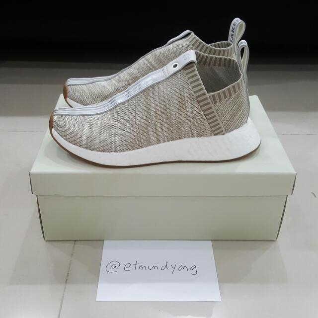 low priced 82d34 9213e Adidas Kith X Naked NMD City Sock 2