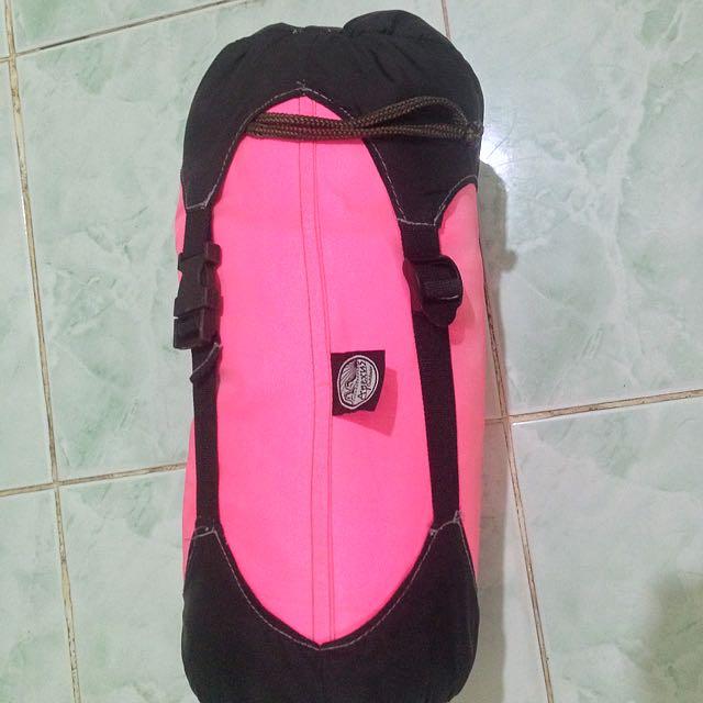 Apexus Pink Sleeping Bag