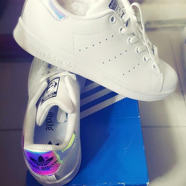 adidas stan smith hologram